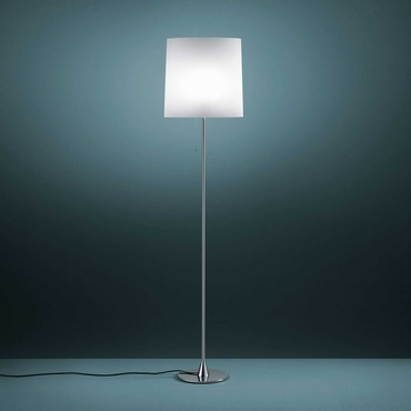 Sara Floor Lamp by Fontana Arte | U5154CR/BI