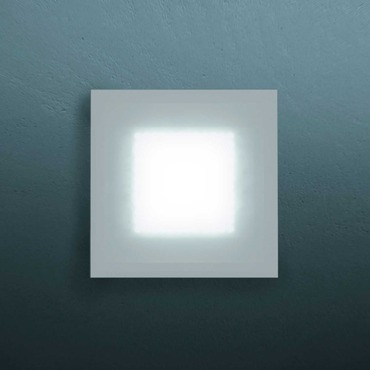 Sole Square Wall or Ceiling Lamp by FontanaArte | UL4140/30K