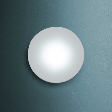 Sole Round Wall / Ceiling Light by FontanaArte | UL4141/30K