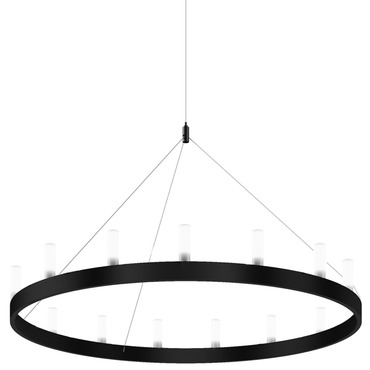 Chandelier 1 Tier Suspension by Fontana Arte | UL5491N