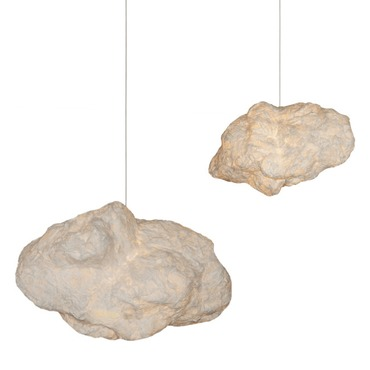 Cloud Hanging Lamp by Hive | LCO-W-4324