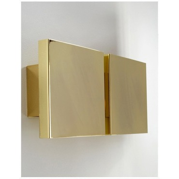 Square 2P Wall Sconce by Axis71 | AX029004000