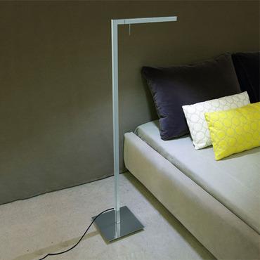 Airo Floor Lamp by Carpyen | AIRO-FL-MT-NI
