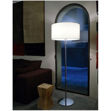 Aitana Floor Lamp by Carpyen | AITANA-FL-S-BE-GY