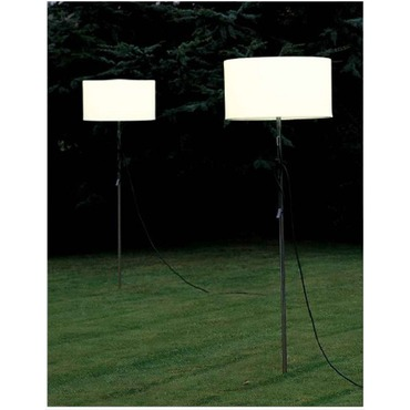 Harry Floor Lamp by Carpyen | HARRY-FL-WH-WH
