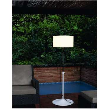Harry Plus Floor Lamp by Carpyen | HARRYPLUS-FL-WH-WH