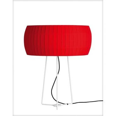 Isamu Table Lamp by Carpyen   ISAMU-TA-MT-RD