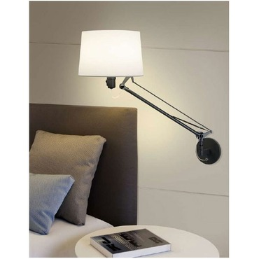 Lektor Wall Light by Carpyen | LEKTOR-WC-GY