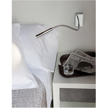 Oliver Wall Light by Carpyen | OLIVER-WC-MT-CH