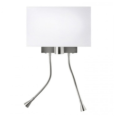 Weekend 2 Light Wall Light by Carpyen | WEEKEND2-WC-WH-CH