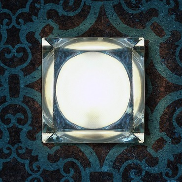 Diamond Wall Light by Oluce Srl | DIAMOND 181