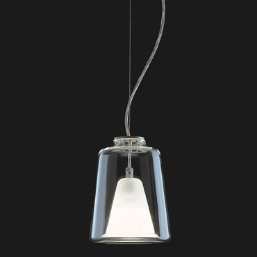Lanternina Suspension by Oluce Srl | LANTERNINA 471