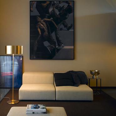 Switch Floor Lamp by Oluce Srl   SWITCH 306