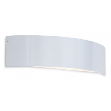 Echo Wide Outdoor Wall Sconce