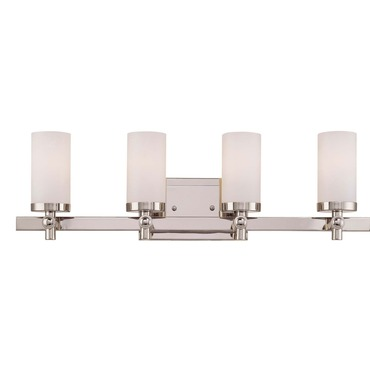 Manhattan Uplight Bath Bar by Savoy House | 8-1028-4-109