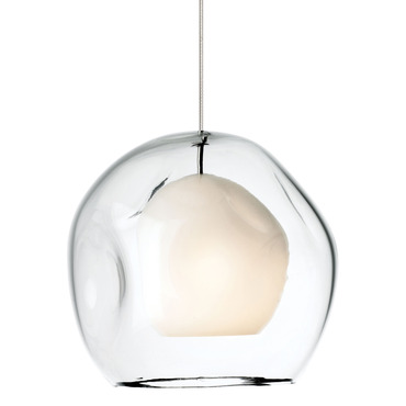 FJ Mini Jasper Pendant by LBL Lighting | HS539CRSC1BFSJ
