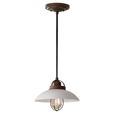 Urban Renewal P1241 Pendant by Feiss | P1241BZP