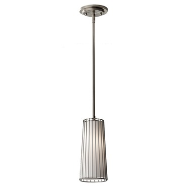 Urban Renewal P1248 Pendant Brushed Steel