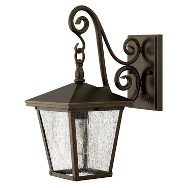 Trellis Outdoor Hanging Scroll Wall Light by Hinkley Lighting | 1430RB