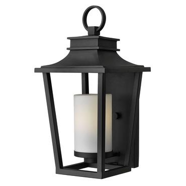 Sullivan Outdoor Wall Light by Hinkley Lighting | 1744BK