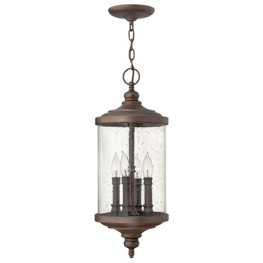 Barrington Outdoor Pendant by Hinkley Lighting | 1752VZ