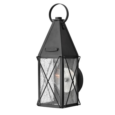 York Small Outdoor Wall Lantern