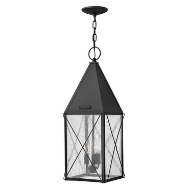York Outdoor Pendant by Hinkley Lighting | 1842BK