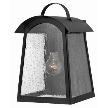 Putney Bridge Outdoor Wall Sconce by Hinkley Lighting | FM-2654BK