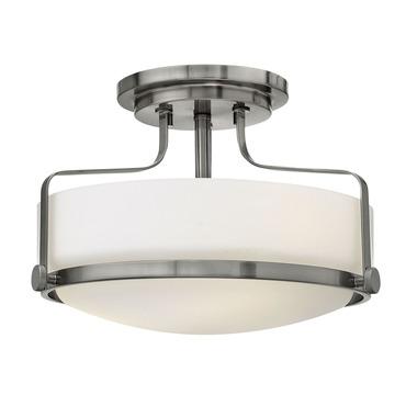 Harper Semi Flush Ceiling Light by Hinkley Lighting | 3641BN