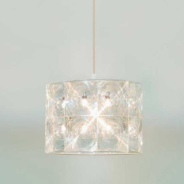 Lighthouse Small Pendant by Innermost | SL02931000+EC019301