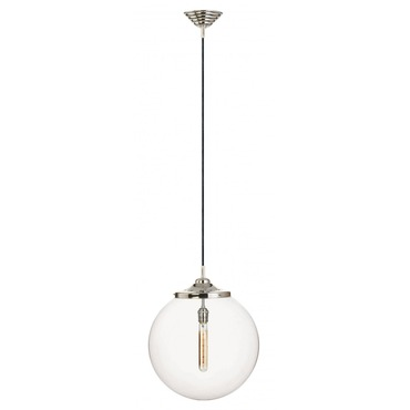 Kilo 1 Light Tube Pendant with Cord