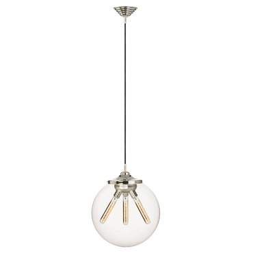 Kilo 3 Light Tube Pendant with Cord
