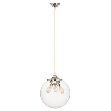 Kilo Retro 3 Cord Pendant Filament Lamp