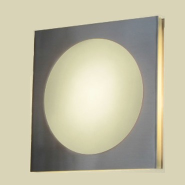 Basic Paired Pythagoras Wall Sconce