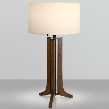 Forma LED Table Lamp by Cerno | 02-150-BWN