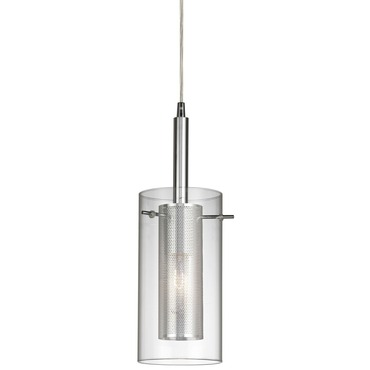 Mesh Pendant by Dainolite | 30961-CM-PC