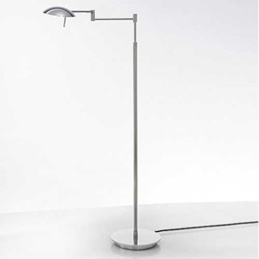 Bernie Turbo Swing Arm Floor Lamp