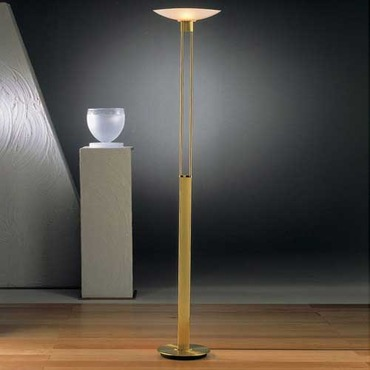 2517 Raumfluter Torchiere Floor Lamp
