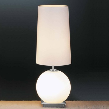 Galileo Round Shade Table Lamp by Holtkoetter | 6032 SN SW SWRD
