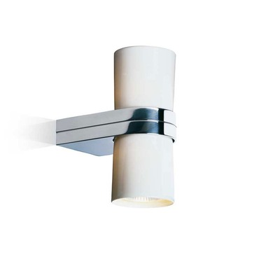 Shy Cup Duo Vanity Wall Sconce