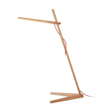 Clamp Floor Lamp by Pablo | CLAM FLR WHT OAK