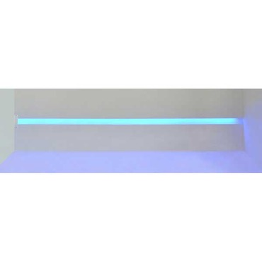Reveal RGB Plaster-In LED System 3W 24VDC by PureEdge Lighting | RV-3WDC-1FT-RGB