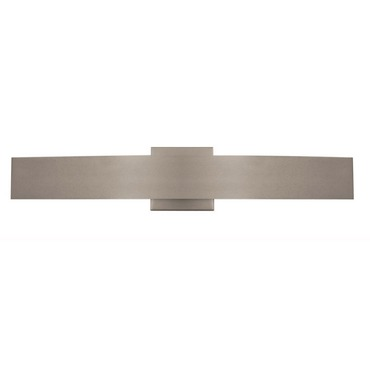 Regal LED Wall Light by Edge Lighting | REGAL-L1-27K-SN