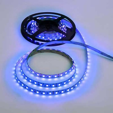 SS3 Soft Strip 2.6W Blue 24V
