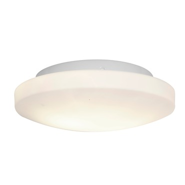 Orion Flush Mount by Access | 50162LEDD-WH/OPL