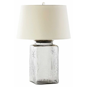 Canton Jar Table Lamp