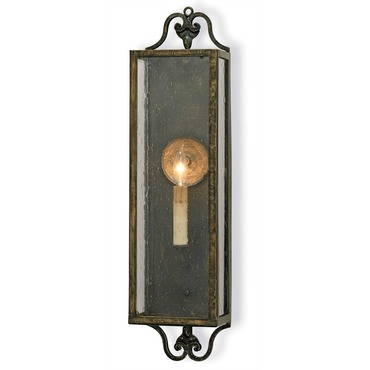 Wolverton Wall Light by Currey and Company | 5030-CC