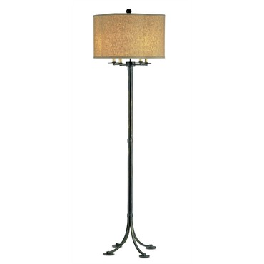 Poston Floor Lamp by Currey and Company | 8034-CC