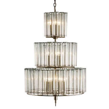 Bevilacqua Chandelier by Currey and Company | 9309-CC