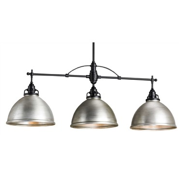 Ruhl 3-Light Pendant by Currey and Company | 9209-CC
